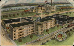 Watson-Plummer Shoe Co., Red School House Shoes, Factories