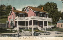 St. Mary's Hospital, Franklin Street