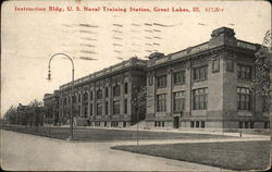 Instruction Bldg., U.S. Naval Training Station