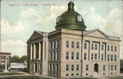 Logan Co. Court House