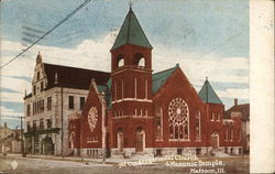 1st Congregational Church & Masonic Temple