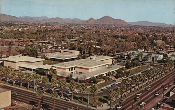 Civic Center Phoenix Arizona