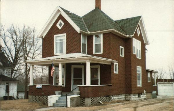 Boyhood Home of Ronald Reagan Dixon Illinois Coralie Dixon Sparre