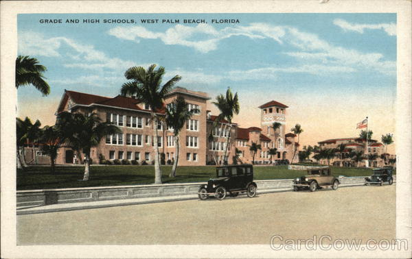 Grade and High Schools West Palm Beach Florida