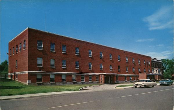 Divine Infant Hospital Wakefield Michigan