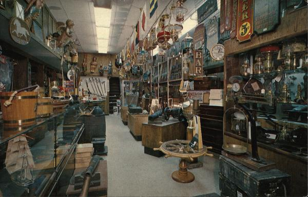 Lever Arms Service and Antiques Vancouver Canada British Columbia