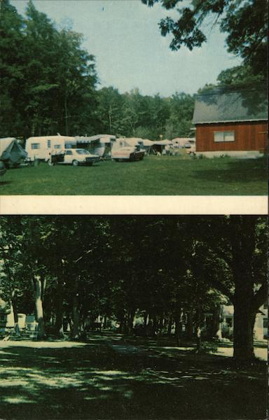 Shady Valley Mobile Park and Campgrounds North Bay New York