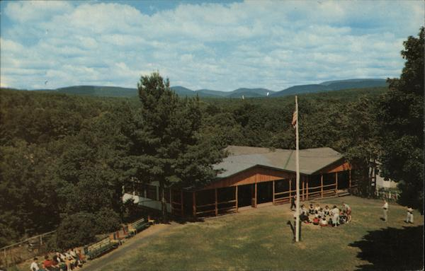 Camp Woodcliff Kingston New York