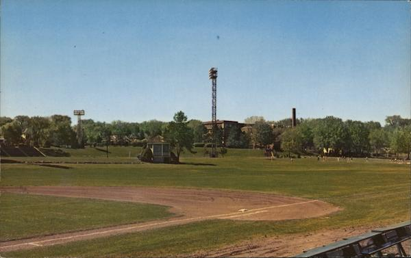 Knox Athletic Field Johnstown New York