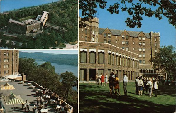 Hotel Thayer, U.S. Military Academy West Point New York