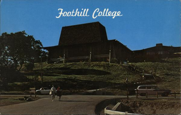 Foothill College Los Altos Hills California Gerald L. French