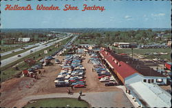 Wooden Shoe Factory