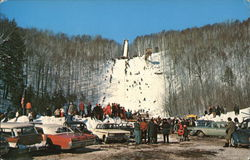 The Munising Ski Club - New Ski Jump