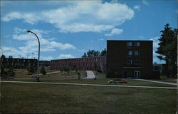 Gries Hall at Northern Michigan University
