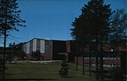 Northern Michigan University - C. B. Hedgcock Field House