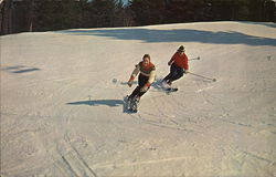 Skiing at Pine Mountain