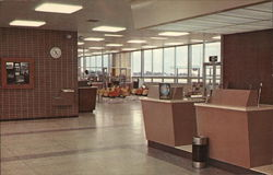 Decatur Airport - Passenger Foyer