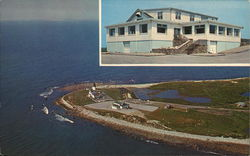 Michael's New Lighthouse Inn Postcard