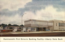 Hamtramck's First Drive-In Banking Facility