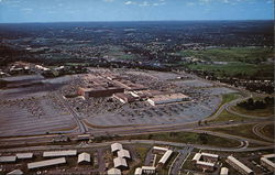 Air View of Northshore Shopping Center