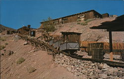 """The Tram"", Caico Ghost Town"