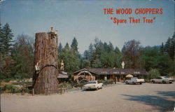 "The Wood Choppers ""Spare That Tree"""