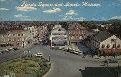 Lincoln Square and Lincoln Museum