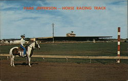 Park Jefferson Horse Racing Track