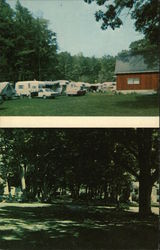 Shady Valley Mobile Park and Campgrounds Postcard
