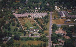 Air View of Jackson and Perkins Rose Gardens