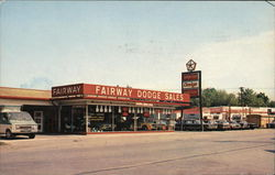 Fairway Dodge Sales Inc.