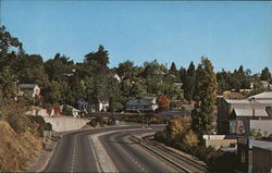 Town and Highway 50