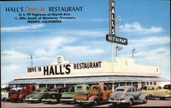 Hall's Drive-In Restaurant