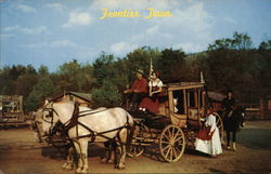 Frontier Town - The Original Concord Stagecoach