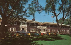 I.B.M. Homestead Postcard