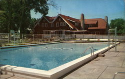 Shorewood Country Club Postcard