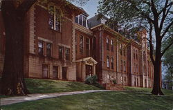 Palmer College of Chiropractic - Men's Residence Hall
