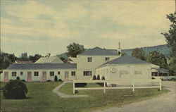 Jacob's Motel Postcard
