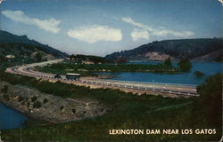 Lexington Dam