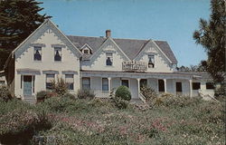 Little River Inn, The Beauty Spot of the Mendocino Coast