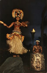 Polynesian Luau - Disney World