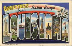 Greetings From La