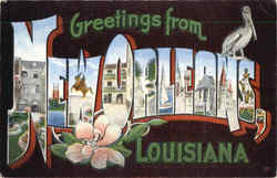 Greetings From New Orleans
