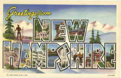 Greetings From New Hampshire