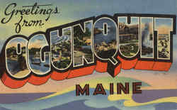 Greetings From Ogunquit