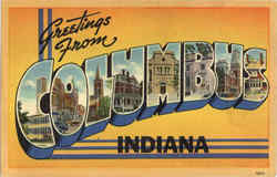 Greetings From Columbus