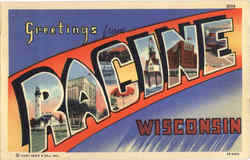 Greetings From Racine