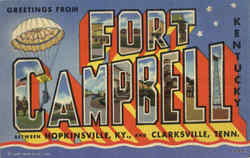 Greetings From Fort Campbell