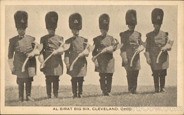 Al Sirat Big Six Cleveland Ohio