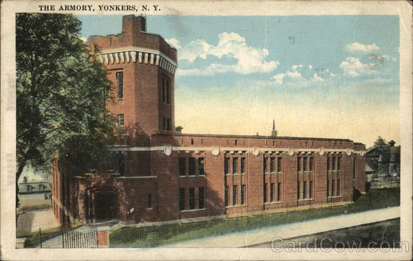 The Armory Yonkers New York